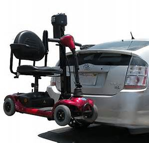 riverside scooter trailer hitch class 3 lift carrier