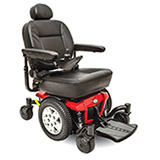 Select 600 Pride Jazzy Electric Wheelchair Powerchair Houston Tx. Motorized Battery Powered Senior Elderly Mobility