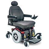 Select 614 Pride Jazzy Electric Wheelchair Powerchair Houston Tx. Motorized Battery Powered Senior Elderly Mobility