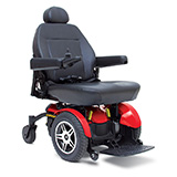 select elite 14 Pride Jazzy Electric Wheelchair Powerchair Houston Tx. Motorized Battery Powered Senior Elderly Mobility